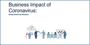 Key Findings on the Business Impact of Coronavirus